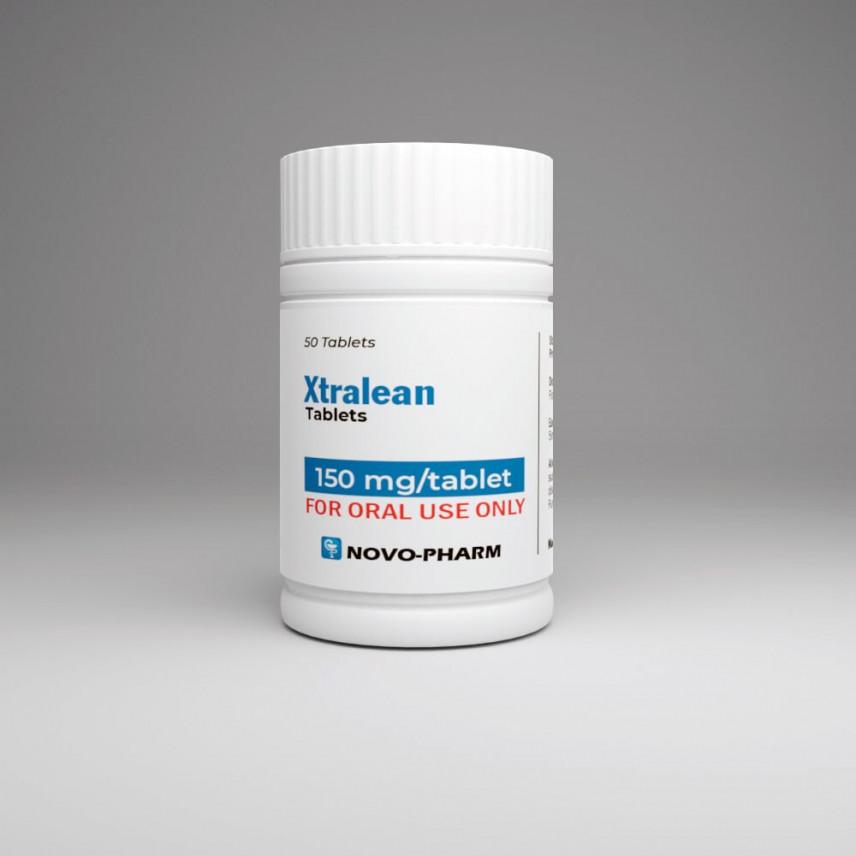 Buy Novo-Pharm Xtralean 150mg 50 tabs