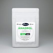 Anadrol - Oxymetholone 25mg/100tabs - Apoxar
