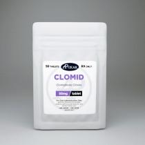 Clomid - Clomiphene (Anti-estrogen, PCT) 50mg/50tabs - Apoxar