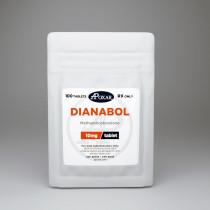 Dianabol (Dbol) 10mg/100tabs - Apoxar