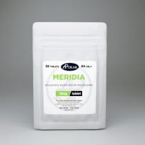 Meridia - Sibutramine (Fat Loss) 15mg/50tabs - Apoxar