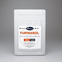 Turinabol (Tbol) 10mg/100tabs - Apoxar