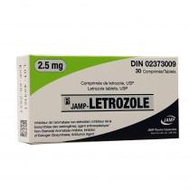 Femara - Letrozole 2.5mg/30tabs - Canadian Generic