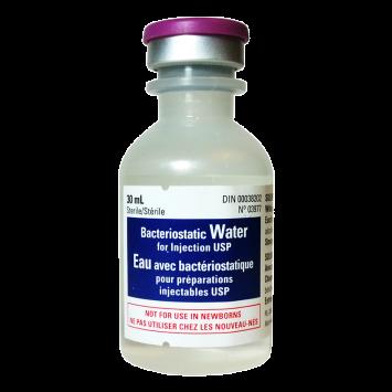 Bacteriostatic Water 30mL