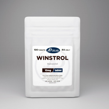 Buy Winstrol Stanozolol Apoxar Canada Steroids 100