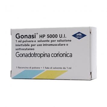 HCG 5000IU (PCT) - Gonasi