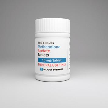 Buy Novo-Pharm Primobolan 10mg 100 tabs