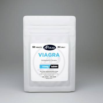 Viagra - Sildenafil 50mg/50tabs - Apoxar