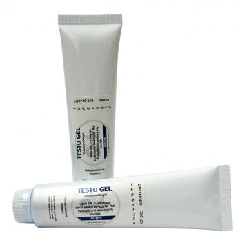 Testosterone Gel 25mg/g (50g) Cream - Innovagen