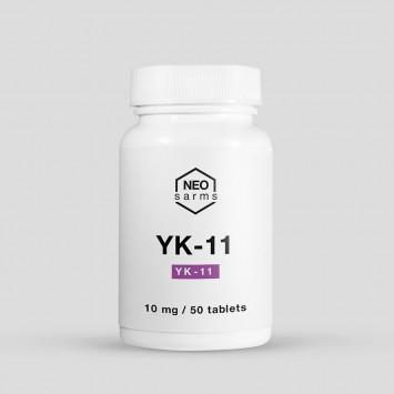 YK11 - 10mg/50tabs - NEO Sarms